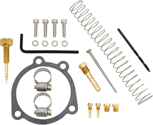 Harley Carb Deluxe Tuners Kit Harley Carb Tuners Kit, stage 1, jetting, tuning, motorcycle, harley, big twin, sportster