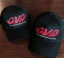 CV Performance logo hats