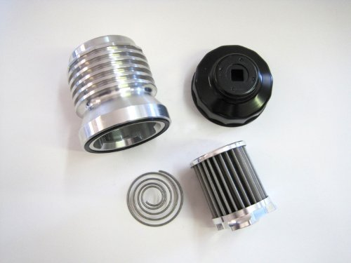 K&P Lifetime Oil Filter for Harley